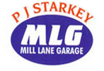 Mill Lane Garage Logo